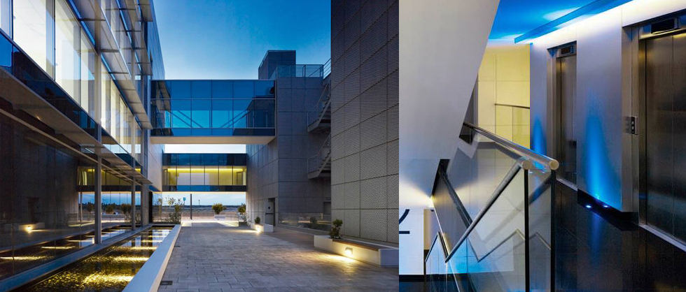 Inm tica edificios inteligentes empresa de dom tica en madrid - Empresas domotica madrid ...