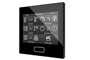 pantalla táctil domotica